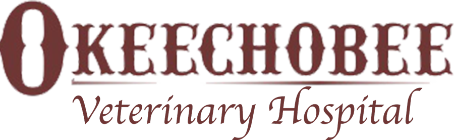 Okeechobee Veterinary Hospital	 logo
